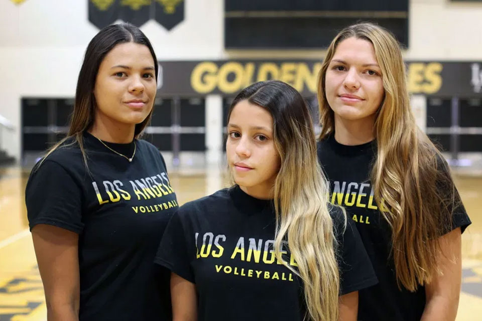 Golden Eagles rally around teammates from Puerto Rico