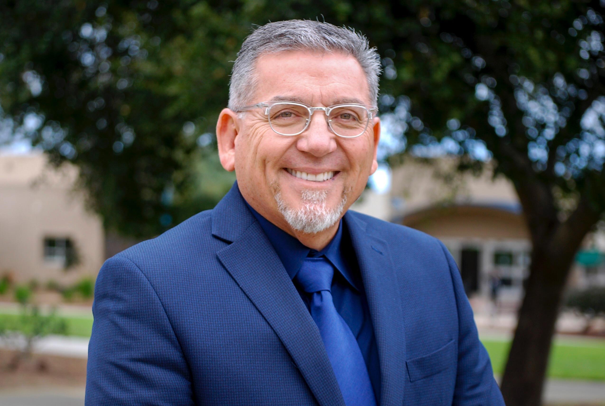 Provost Jose Luis Alvarado