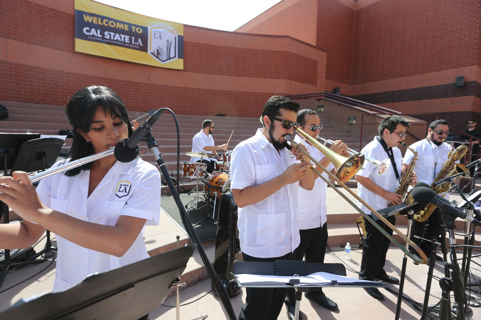 Cal State LA Afro Latin Ensemble