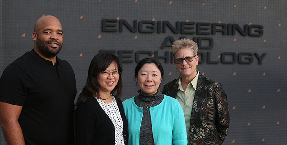 ECST faculty and administration