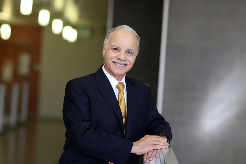 President William A. Covino